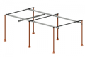 Floor Mounted Rail Systems