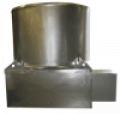 Belt Drive Upblast Propeller Roof Exhausters