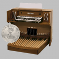 Allen Chapel CF-15DK 40th Anniversary Model Organ