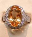 Precious Topaz Ring