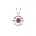 KP003 - Flower Pendant