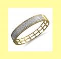 HJTBR1654 Diamond Bangle