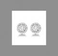 HJTE4498 Diamond Earrings