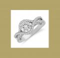 HJTR6105-2 Engagement Ring