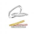 Les anneaux de fiançailles