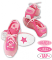 BodyWrappers® Pink Sneakers