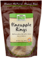 Pineapple Rings Dried - 12 oz.