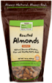 Almonds Roasted & Salted - 1 lb.