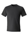 Black Short Sleeve Performance T-Shirt