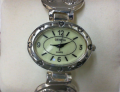 3411 Geneva Pltd Bangle Watch
