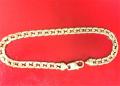 """14KYG 13.7G 8"""" Bracelet"""