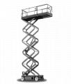 Scissor Lifts Work Platforms