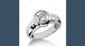 ENR141-1 Engagement Ring