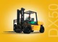 Cushion Tire Lift Trucks DX50 Series