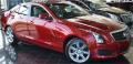 2013 CADILLAC ATS 3.6L Luxury Sedan Car