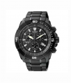 AT0815-51E Citizen Eco Drive Black Plated Mens Watch