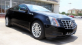 2012 Cadillac CTS Coupe Car