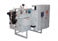 Electric hot water boilers