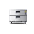 Drawered Under-Counter Refrigerator, 35 1/2