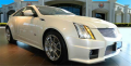 2013 Cadillac CTS-V Coupe Car