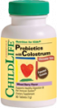 Probiotics with Colostrum, Chewable Tablets