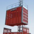 Construction Hoists ALIMAK SCANDO 650 FC-XL