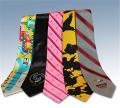 Custom Wet Dye Silk Tie