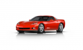 2012 Chevrolet Corvette Coupe 3LT Car