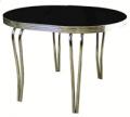 Round Retro Diner Table