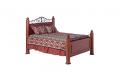 Frederick Cherry Panel Bed