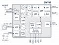 Si4707 Weather Band Radio Receiver ICs