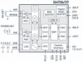 Si4736/37 AM/FM/WB Radio Receiver ICs
