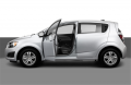 2013 Chevrolet Sonic Hatch 1SB Car