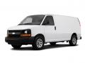 2013 Chevrolet Express Cargo Van 1500 Regular Wheelbase Rear-Wheel Drive Vehicle