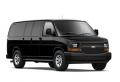 2013 Chevrolet Express Cargo Van 2500 Regular Wheelbase Rear-Wheel Drive Vehicle