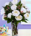 October Birthstone Rose Bouquet