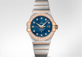 Omega Constellation Brushed Chronometer Watch