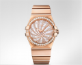 Omega Constellation Luxury Edition Watch