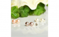 6mm Round Pearl Earring