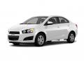 2013 Chevrolet Sonic Sedan 1SB Car