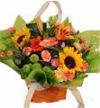 Happy Times Hand Tie Bouquet