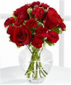 Deep Red Rose Bouquet
