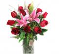 Enchanting Purity  Bouquet