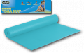 24 in. X 68 in. Aqua Blue Yoga Mat