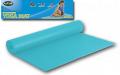 24 in. X 68 in. Aqua Blue Yoga Mat