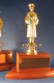 Male Graduate Trophy