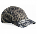 Mossy Oak Camouflage Hat