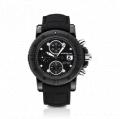 Montblanc Sport DLC Chronograph Automatic Watch