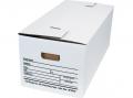 Interlocking Flap File Storage Boxes