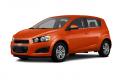 2013 Chevrolet Sonic Hatch 1SA Car